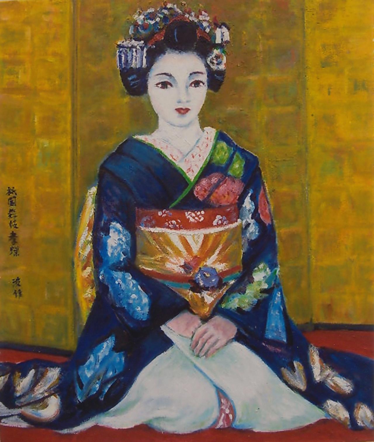 ギャラリー gallery祇園舞妓 孝蝶伊藤波の作品他の作品を見る